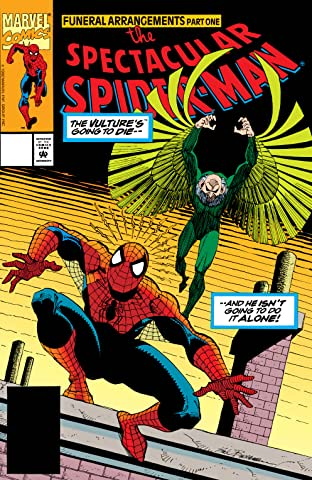 Peter Parker, The Spectacular Spider-Man (1976-1998) #186