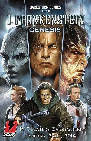 I, Frankenstein: Genesis No.1