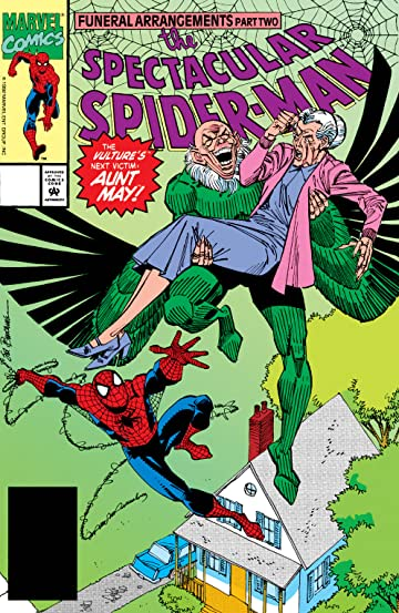 Peter Parker, The Spectacular Spider-Man (1976-1998) #187