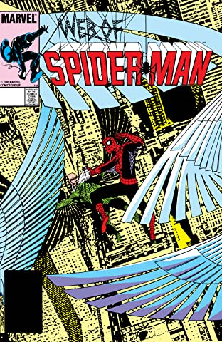 Web of Spider-Man (1985-1995) No.3