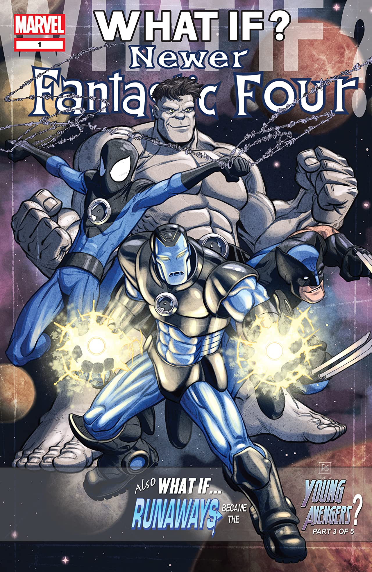What If? Newer Fantastic Four (2008) #1