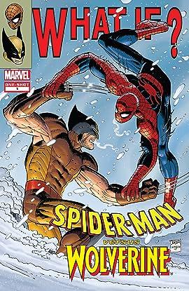 What If? Spider-Man Versus Wolverine (2008) #1