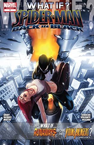 What If? Spider-Man: Back In Black (2008) #1
