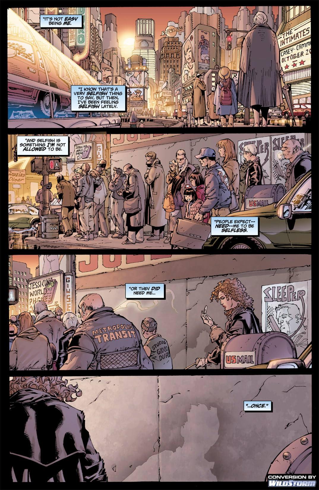 Superman (1987-2006) #204