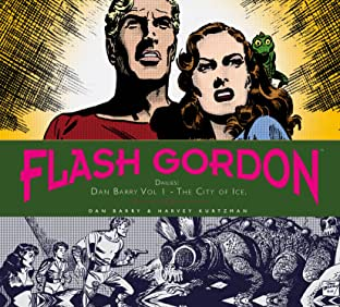 Flash Gordon: Dan Barry Vol. 1: The City of Ice