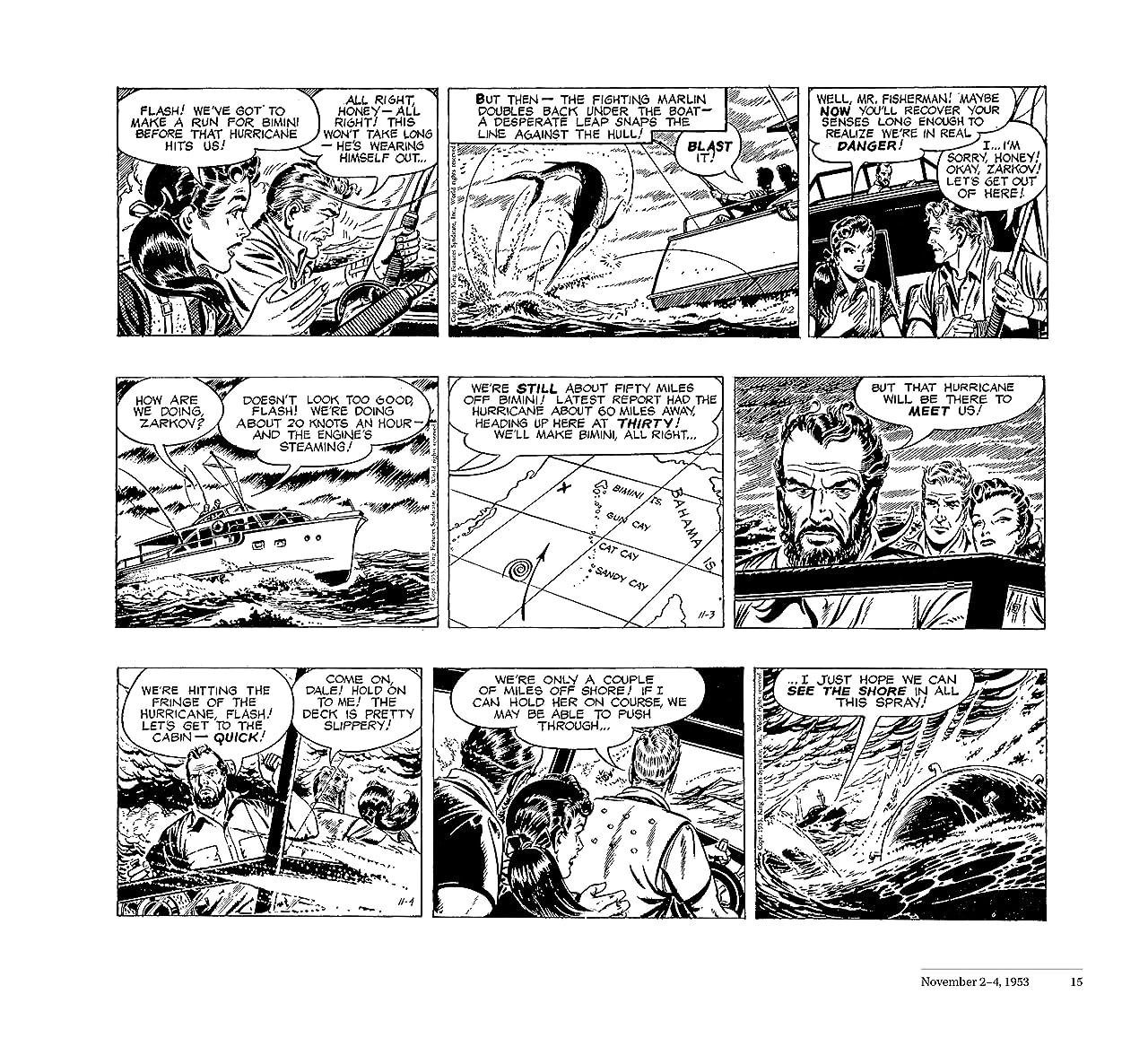 Flash Gordon: Dan Barry Vol. 2: The Lost Continent