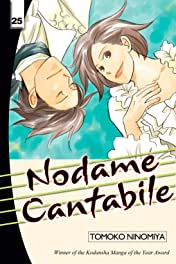 Nodame Cantabile Vol. 25