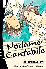 Nodame Cantabile Tome 25