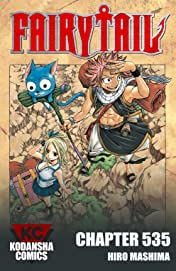 Fairy Tail #535
