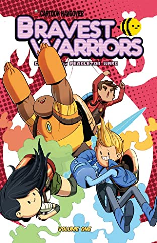Bravest Warriors Tome 1