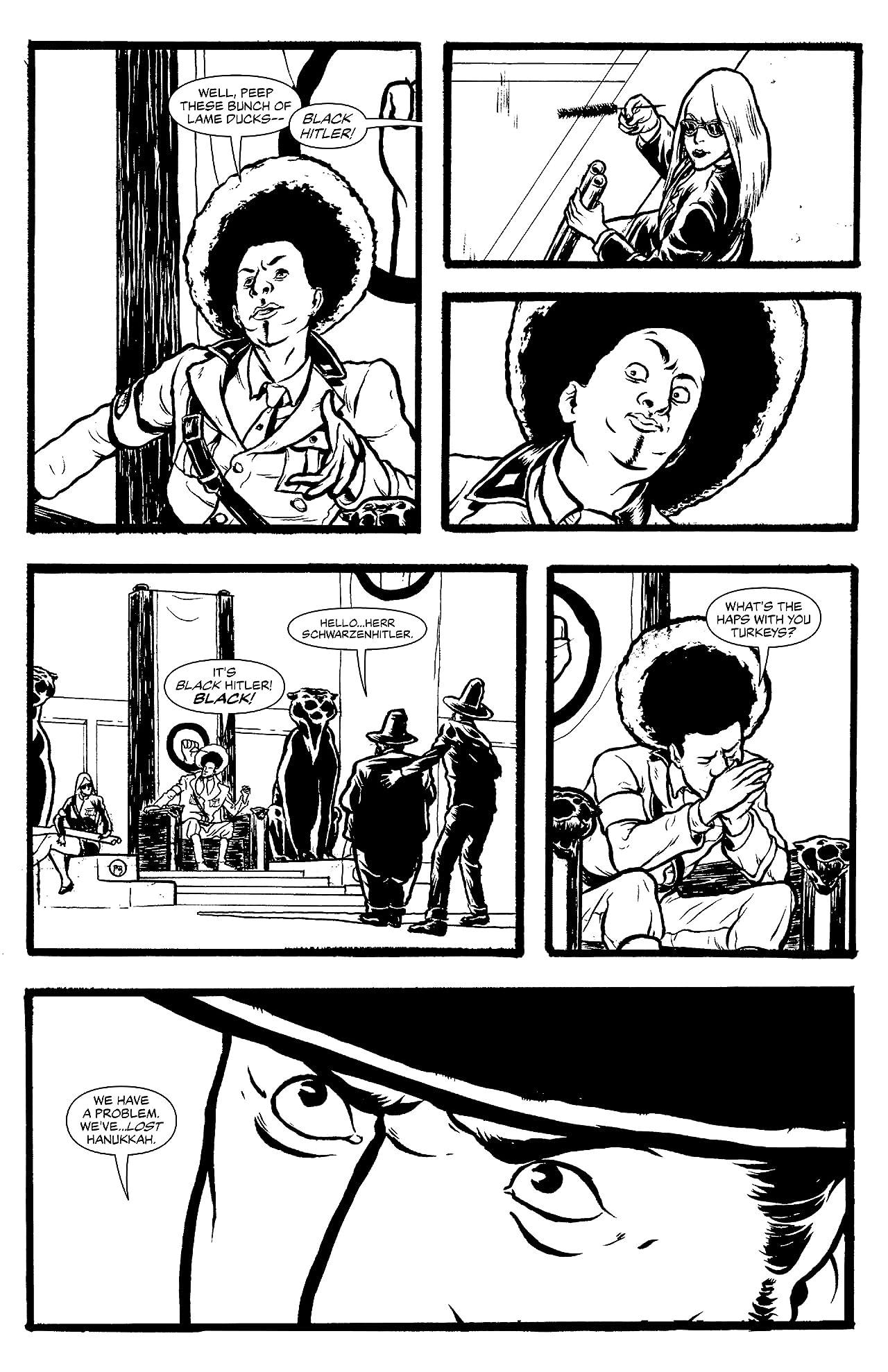 Black Hitler #1