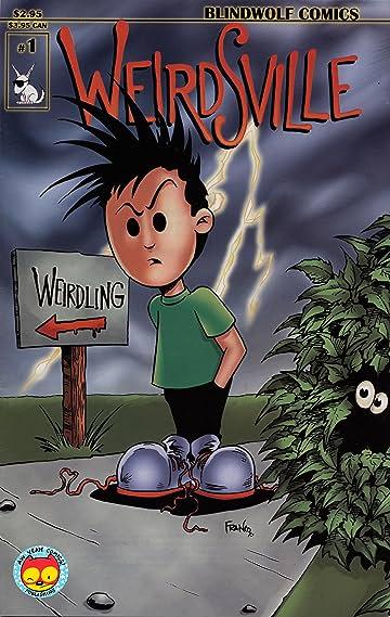 Weirdsville #1