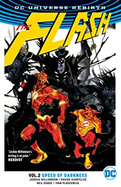 The Flash (2016-) Tome 2: Speed of Darkness