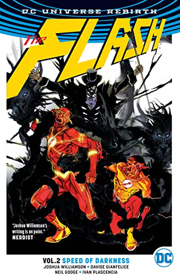 Flash (2016-) Vol. 2: Speed of Darkness