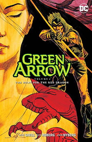 Green Arrow (1988-1998) Vol. 8: The Hunt for the Red Dragon