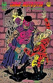 All Time Comics: Crime Destroyer #2