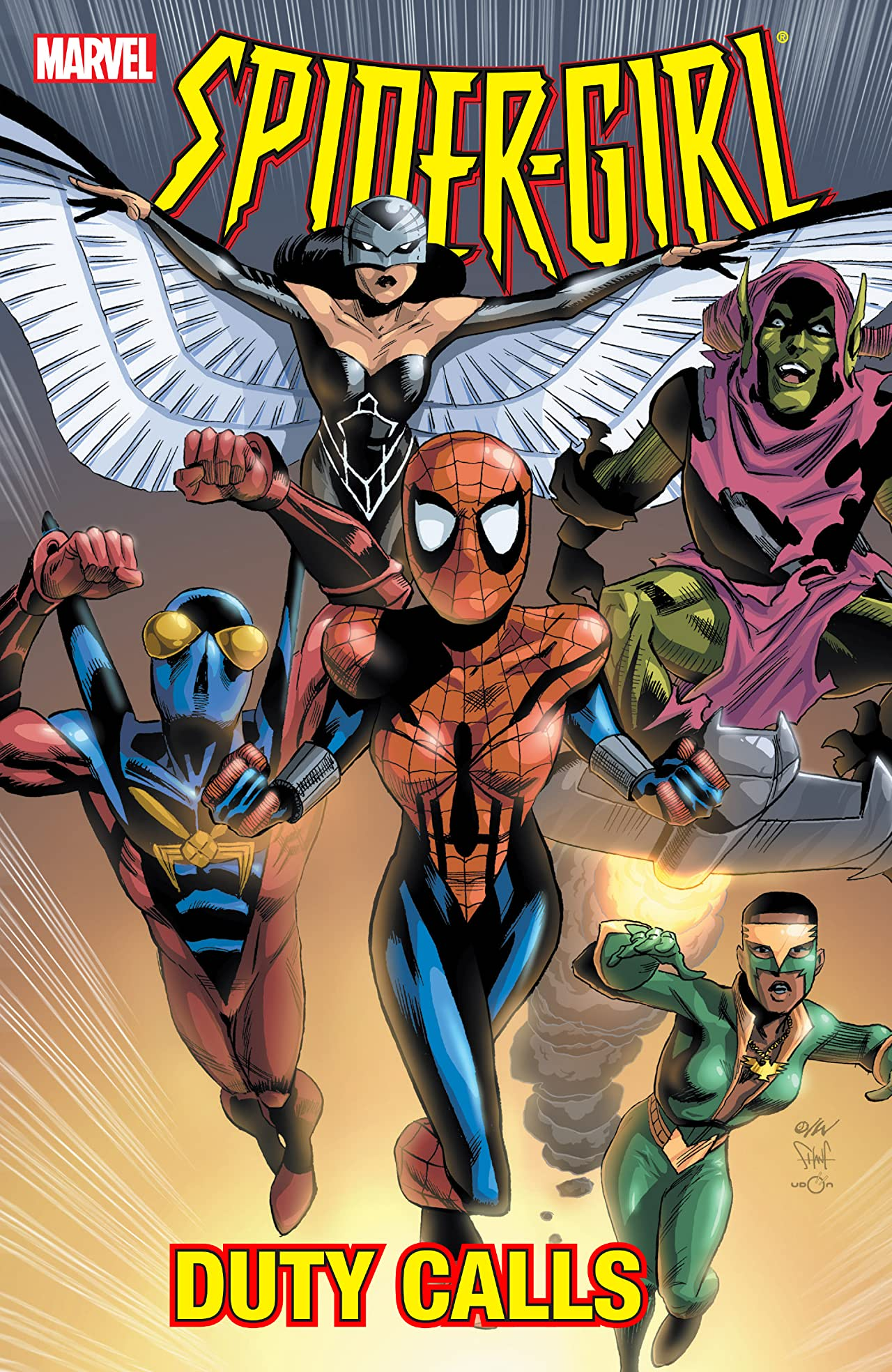 Spider-Girl Vol. 8: Duty Calls