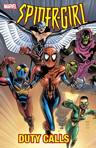 Spider-Girl Tome 8: Duty Calls