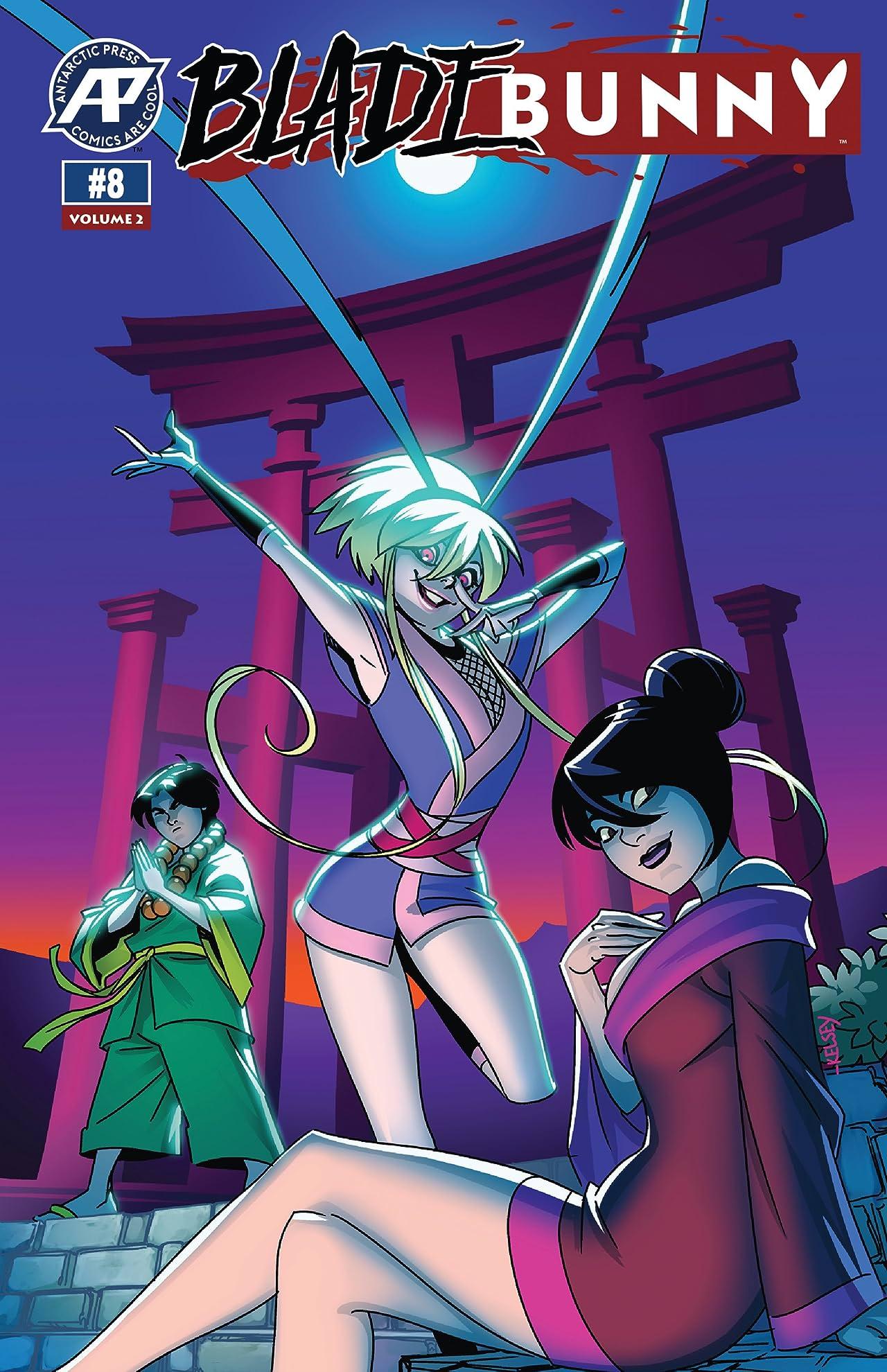 Blade Bunny Vol. 2 #8