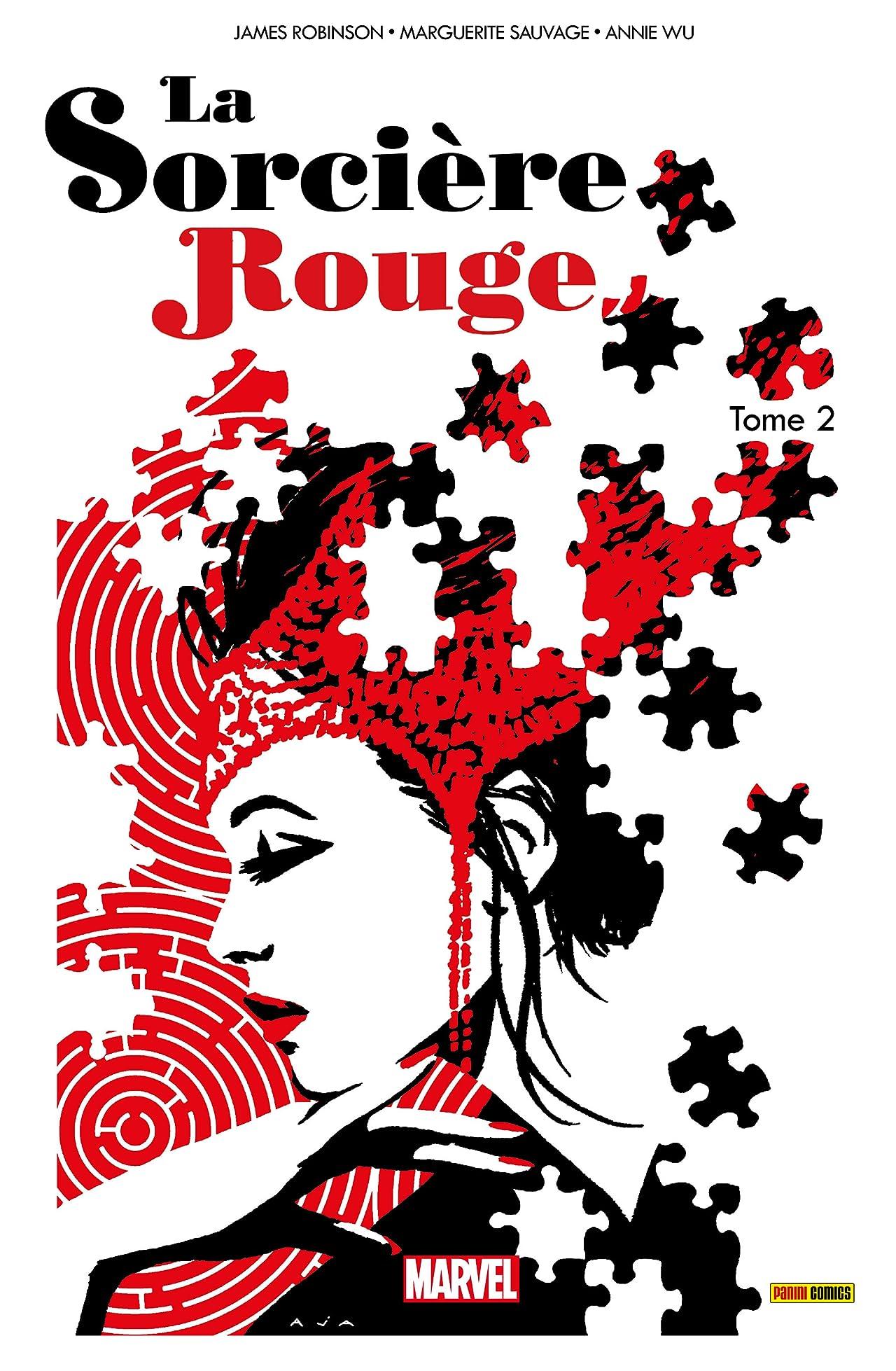 La Sorcière Rouge Vol. 2: Le tour du monde en magie