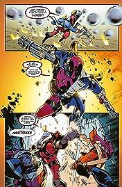 Deadpool vs X-Force: Le temps de mourir