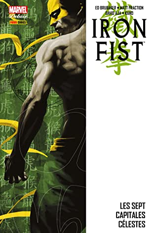 Iron Fist Vol. 2: Les Sept Capitales Célestes