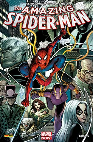Amazing Spider-Man Vol. 5: Descente aux enfers
