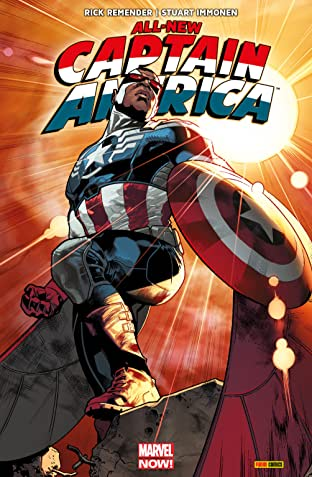 All-New Captain America Vol. 1: Le réveil de l'Hydra