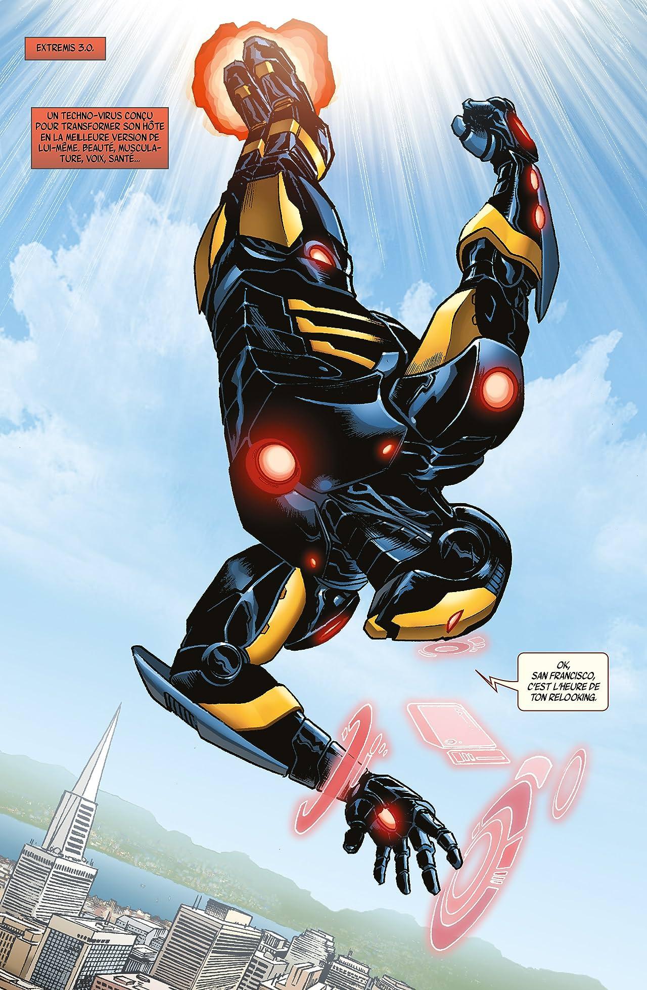 Superior Iron Man: Odieusement supérieur