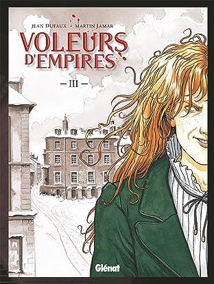 Voleurs d'Empires Vol. 3: Un Sale métier
