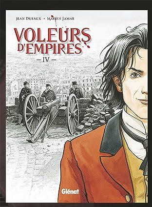 Voleurs d'Empires Vol. 4: Frappe-misère