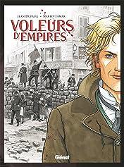 Voleurs d'Empires Vol. 5: Chat qui mord