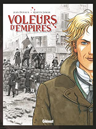 Voleurs d'Empires Vol. 5: Chat qui mord