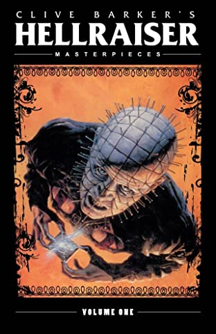 Hellraiser Masterpieces Tome 1