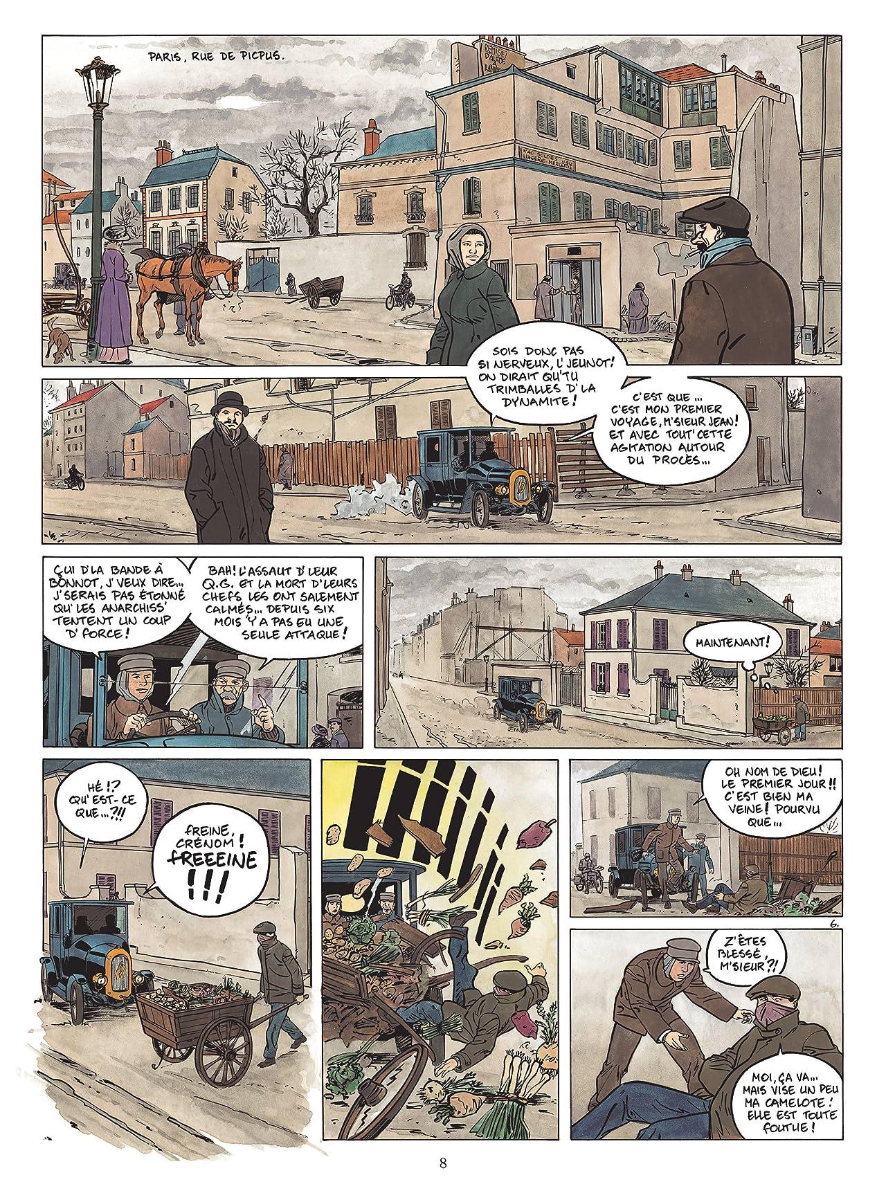 Louis Ferchot Vol. 5: L'Ile Rouge