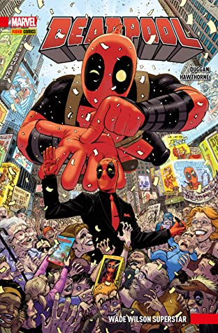 Deadpool Vol. 1: Wade Wilson Superstar
