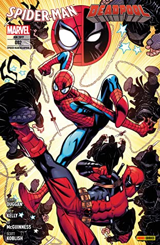 Spider-Man/Deadpool Vol. 2: Bis aufs Blut