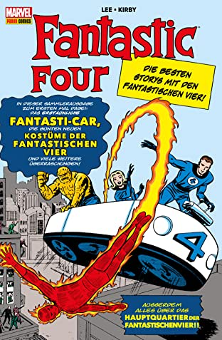 Marvel Klassiker: Fantastic Four Vol. 1