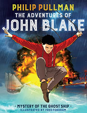 The Adventures of John Blake Vol. 1: Mystery of the Ghost Ship