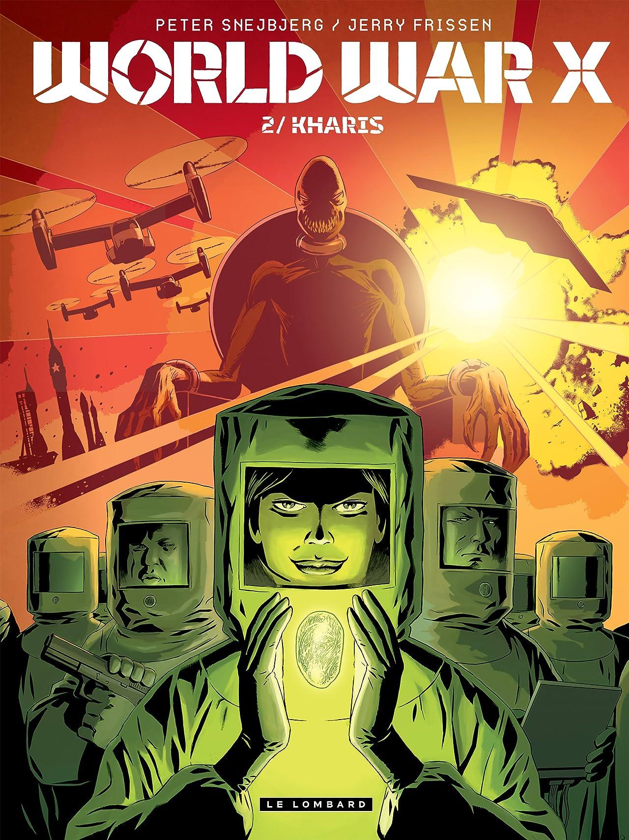 World War X Vol. 2: Kharis