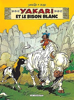 Yakari Tome 2: Yakari et le bison blanc