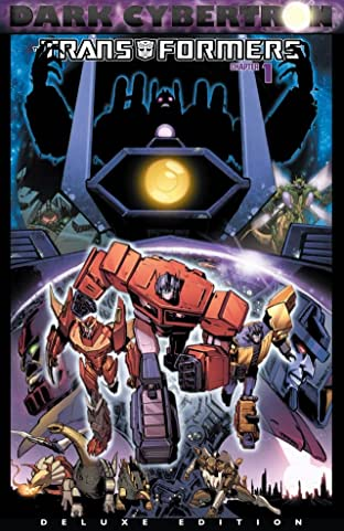Transformers: Dark Cybertron #1: Deluxe Edition