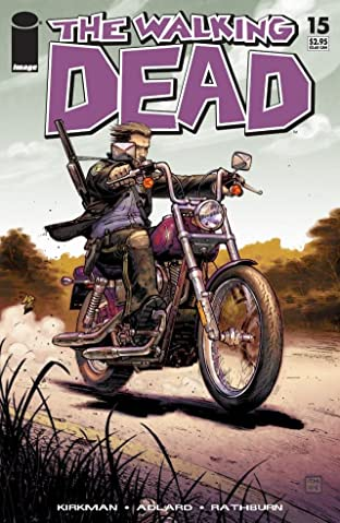 The Walking Dead No.15