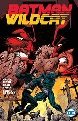 Batman/Wildcat