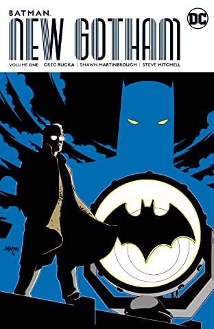 Batman: New Gotham Tome 1