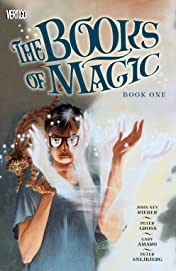 Books of Magic Book One