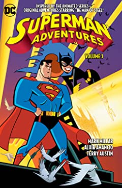 Superman Adventures (1996-2002) Vol. 3