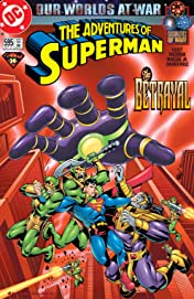 Adventures of Superman (1986-2006) #595