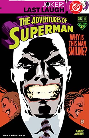 Adventures of Superman (1986-2006) #597