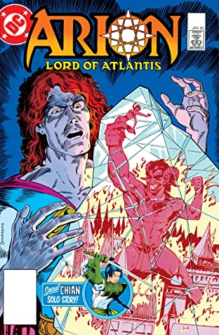 Arion, Lord of Atlantis (1982-1985) #27